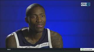 In the Spotlight w/ Jamal Crawford. What keeps Jamal Crawford coming back?