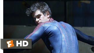 The Amazing Spider-Man - Unmasking Spider-Man Scene (8/10)   Movieclips