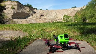 Back at the gravel pit | FPV Freestyle
