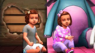 SIMS 4 STORY SEPARATED AT BIRTH (Fame Edition)