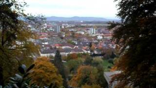 preview picture of video 'Sirenenprobe Freiburg 30.10.2010'