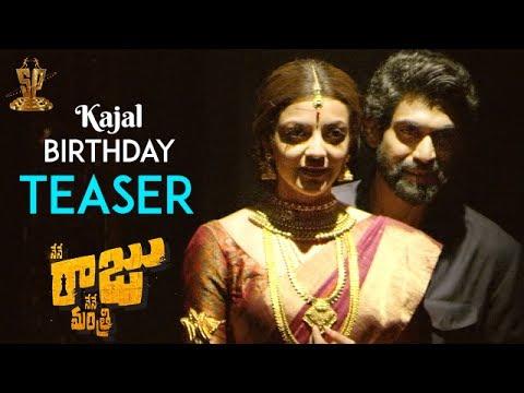 Kajal Birthday Special Teaser of Nene Raju Nene Mantri