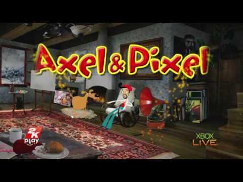 Axel & Pixel Xbox 360