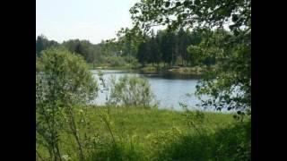 Участок 40 соток на реке Хотча