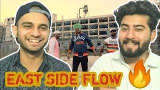 East Side Flow (Official Video)   Sidhu Moosewala   REACTION !