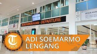 Pengurangan Jadwal Penerbangan Sriwijaya Rute Solo Tidak Pengaruhi Penumpang di Bandara Adi Soemarmo