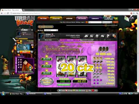 Slot Machine Urban Rivals Ipod