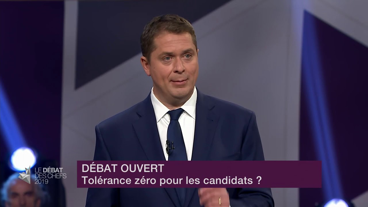 Leaders debate zero tolerance for candidates who make racist statements