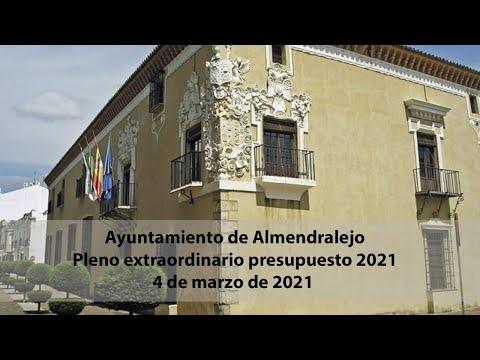 Pleno Presupuestos 2021