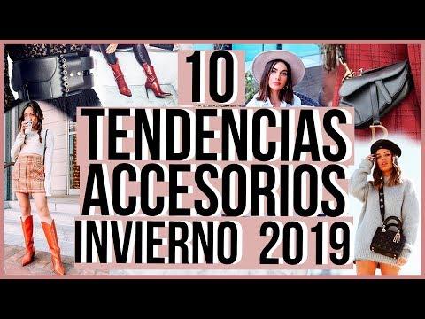 10 TENDENCIAS ACCESORIOS INVIERNO 2019 | sophilosophie