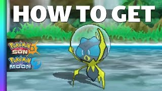 Araquanid  - (Pokémon) - HOW TO GET Dewpider in Pokemon Sun and Moon