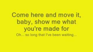 3Oh!3 - HOTT (with lyrics)