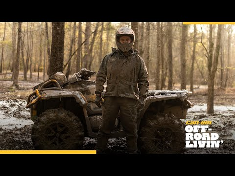 2021 Can-Am Outlander X MR 1000R with Visco-4Lok in Woodruff, Wisconsin - Video 1