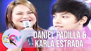 Daniel admits the reason why he doesn't want to be with Karla in TV guestings | GGV