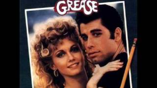 Alone At The Drive- In Movie - aus dem Film Grease