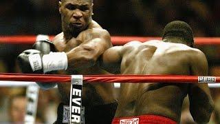 Бокс.  Майк Тайсон - Дэнни Уильямс. (комментирует Гендлин)  Mike Tyson v Danny Williams