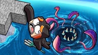 GREEK OCEAN MONSTER! (Scramble craft)