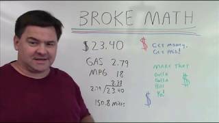 Being broke sucks, here is how to get more money!