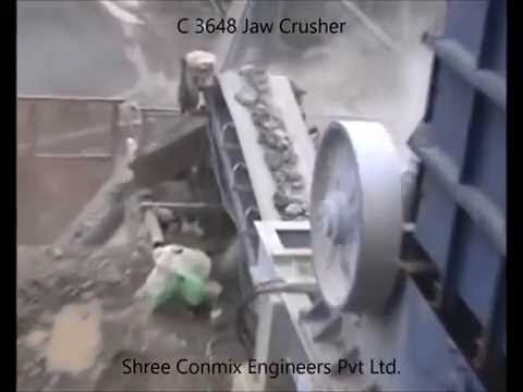Crushing Machines & Plants