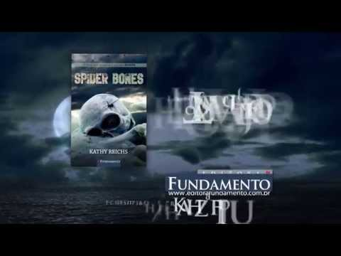 Book Trailer Spider Bones