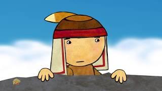 Храбрец | Удэгейская сказка | мультики для детей | христианские рассказы | Valiant | Moral Stories