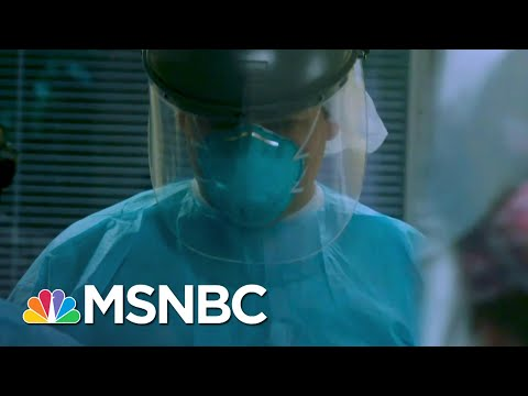 Up To 1-In-4 Testing Positive For Coronavirus In Houston | MSNBC