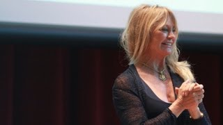 TBT Remembering when Goldie Hawn was the opening keynote speaker at our