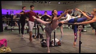 Royal Ballet Class in full - World Ballet Day 2017