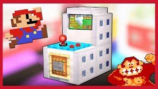 Minecraft: Come Fare Una Macchina Arcade