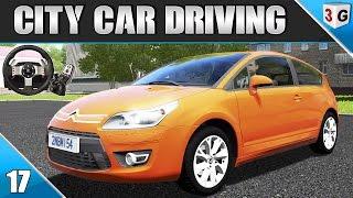 CITY CAR DRIVING - ENTREGAS COM CITROEN C4 E POLICIAL ME FECHOU...