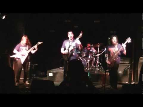Gates of Perdition - Dark Apparition (Live) - Civic Hotel - 01-Sep-2012