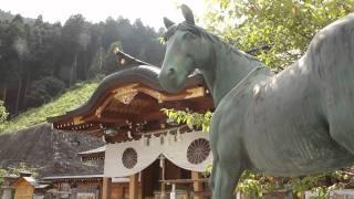 丹生川上神社・上社 Niu Kawakami Jinja Kami-sha (平成23年8月28日)