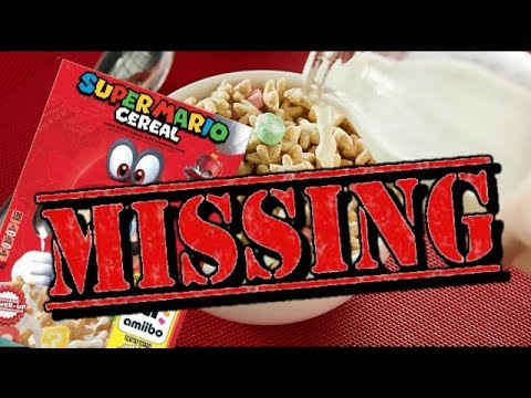 Super Mario Cereal Situation is Complete Madness