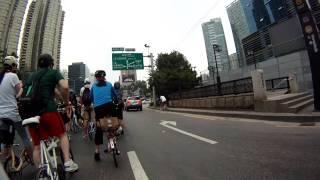 당신의 자전거가 도시를 달린다. 라이딩영상