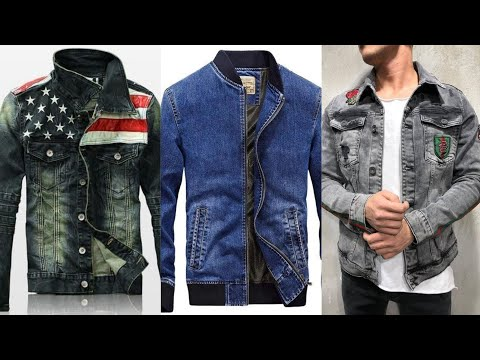 Most Beautiful Denim Jacket For Men 2020 | Best Jeans Jacket | New Jeans Jacket Ideas
