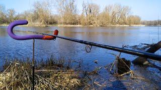 Рыбалка на очистных сооружениях относятся к