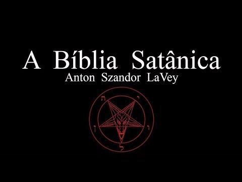 #30 A BÍBLIA SATÂNICA - ANTON SZANDOR LAVEY