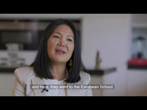 PORTRAIT of Mrs Li - Koreans Living and Working in Luxembourg