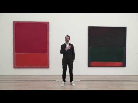 Sammlung Beyeler / Das Original – Abstrakter Expressionismus