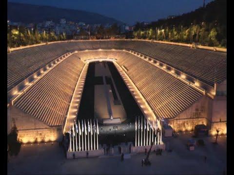 Εγκαινιάστηκε από τον Τόμας Μπαχ ο ανανεωμένος φωτισμός του Παναθηναϊκού Σταδίου