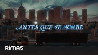 BAD BUNNY - ANTES QUE SE ACABE | EL ÚLTIMO TOUR DEL MUNDO [Visualizer]
