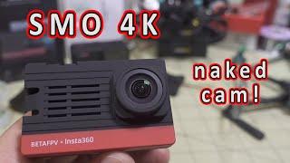 BETAFPV x Insta360 SMO 4K Naked Camera Review ????
