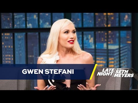 Gwen Stefani Says Blake Is a Sparkly, Happy, Amazing Person