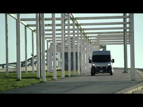 Fiat  Ducato Фургон класса M - рекламное видео 2