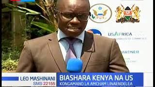 Kongamano la AMCHAM linaendelea jijini Nairobi