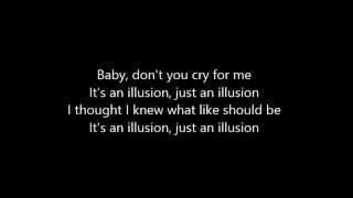 Julia Zahra - Just an illusion LYRICS