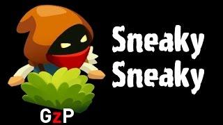 Sneaky Sneaky video
