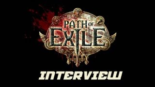 Path of Exile - Interview W/ Managing Director