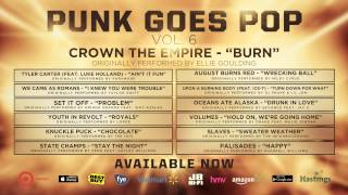 "Punk Goes Pop Vol. 6   Crown The Empire ""Burn"""
