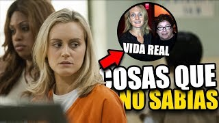 ORANGE IS THE NEW BLACK (Netflix) - 40 Cosas Que Talvez No Sabias - Curiosidades - Secretos |Tony12
